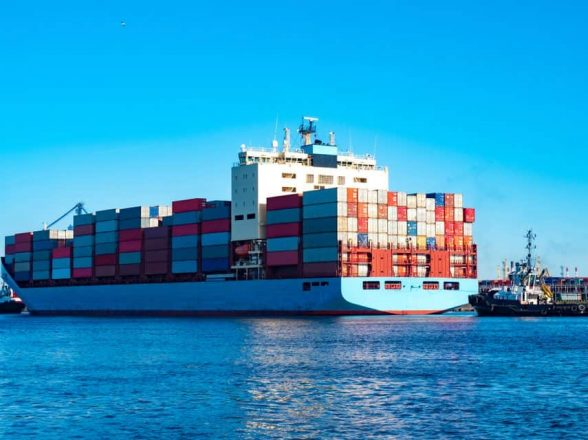EIGHT INTERESTING CURIOSITIES ABOUT CONTAINER SHIPS